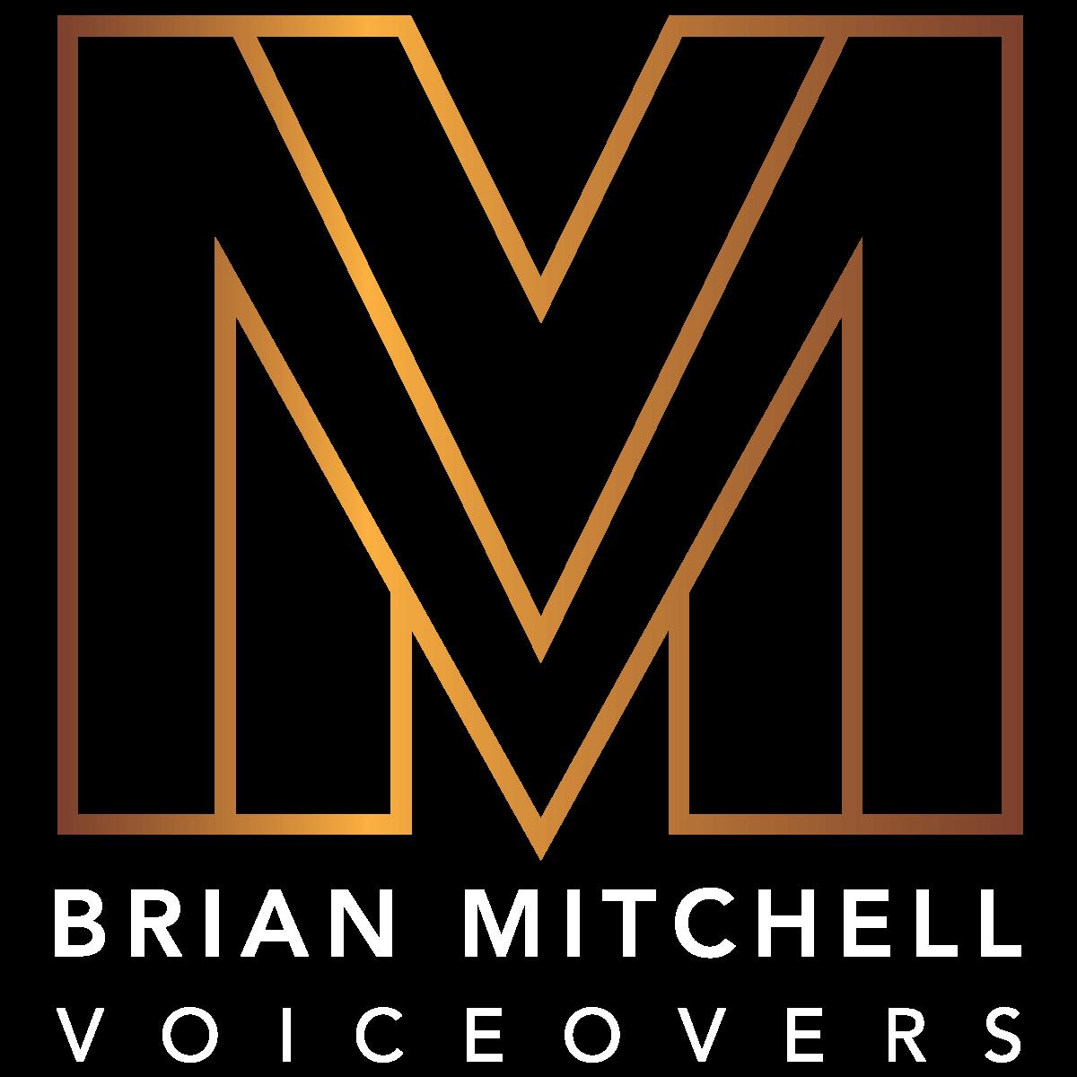 Male Voice Actor Brian Mitchell